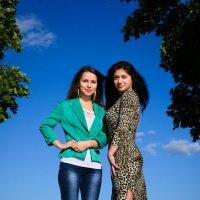 Карина&Юля :: Alina Makerova
