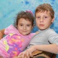 Брат и Сестра :: Андрей Горбунов