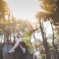 Жаркий июль :: Daria Lond