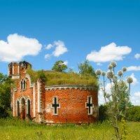 Старый храм :: Владимир Викторович