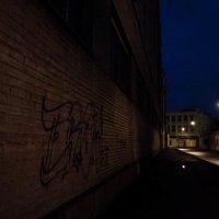 Ночь в промышленном районе :: Артем Никитенко