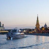 Вечерняя Москва :: MaksimKa -