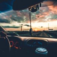 Летний закат :: Дмитрий Негодяев