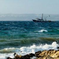 Кораблик в море :: DiBuxxx .