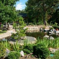 Японский садик Ботанического сада. :: Виктор Елисеев