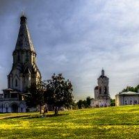Церковь Вознесения Господня в Коломенском, Москва :: Игорь Иванов