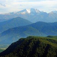 Горные вершины :: Татьяна