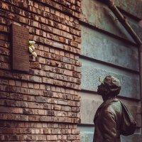 Памятник погибшим в Бабьем Яру. Киев :: Ксения Базарова