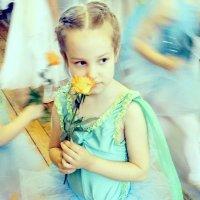 Маленькая балерина. :: Елена