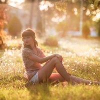 Теплые дни  уходящего лета... :: Ольга Синицкая