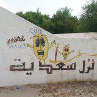 Реклама в Тунисе :: Дмитрий Лебедихин