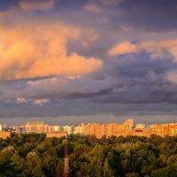 закат августа :: Katya Rim