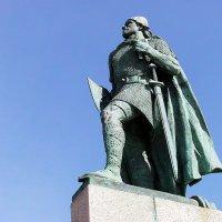 Памятник Leifur Eiriksson. :: juriy luskin