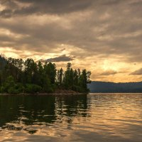 Телецкое озеро :: Жанна Мальцева