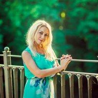 пойду через мосток... :: Янина Гришкова