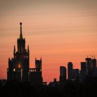 Такая разная Москва :: Виктория Ходаницкая