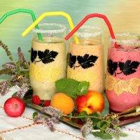Молочный коктейль :: Татьяна Беляева