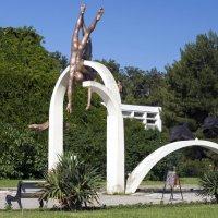 Памятник ныряльщикам за жемчугом :: sorovey Sol