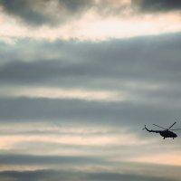 Вертолет :: Ирина Фомина
