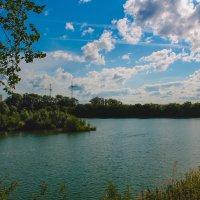 Озеро :: Ирина Фомина