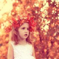 Девочка-Осень :: Алиса Бронникова