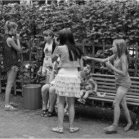Дети :: Станислав Лебединский