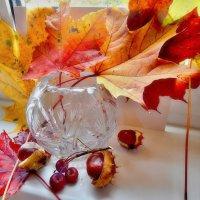 Осень листьями машет... :: Milocs Морозова Людмила
