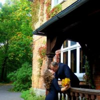 Осенний поцелуй :: Ирина Фирсова