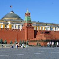 На Красной площади. :: Ольга