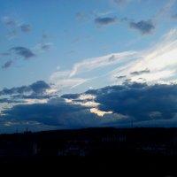 вечернее небо :: Светлана Солдатченкова