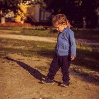 Каждый гуляет сам по себе :: Ксения Базарова