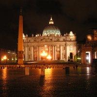 Собор Св.Петра в Риме :: Дмитрий Лебедихин