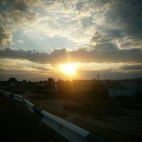 Необычное небо :: Виктория Овчинникова