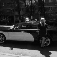 Типо ретро автомобиль :: Konstantin Lebedev