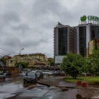 Городские зарисовки :: Sergey Kuznetcov