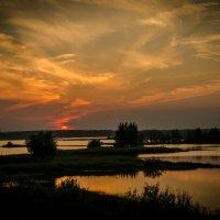 закат :: Евгений Грачев