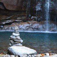 Вода и камень :: Tetiana SHEVCHENKO