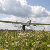 Самолет Elitar Sigma :: Светлана Козлова