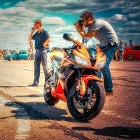 Honda Moto :: Андрей Волхв
