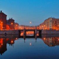 Мало-калинкин мостик. :: антонова надежда