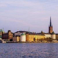 Стокгольм :: Андрей Роговой
