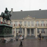 Королевский дворец Нордайне в Гааге :: Елена Павлова (Смолова)