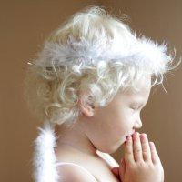 Молящийся ангел... :: Дина Будникова
