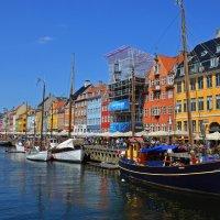Копенгаген. Разноцветный праздник :: Николаева Наталья