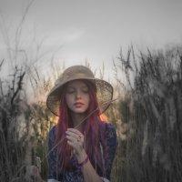 Девушка в шляпке :: Денис Шевчук