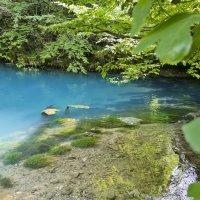 Абхазия. Голубое озеро :: Лидия Федорова