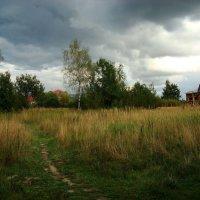 Тучи сгущались над Абрамцевым, но лишь пугали DSC08077 :: Андрей Лукьянов