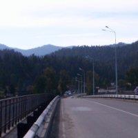 Дорога к горному озеру. :: Наталья Золотых-Сибирская