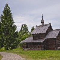 деревянное зодчество Руси :: Petr Popov