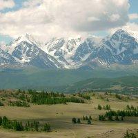 Панорама Алтая.Горы :: Лидия (naum.lidiya)